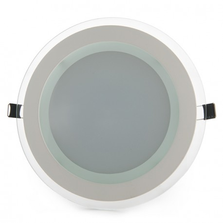 Circular LED Downlight Ø200mm 15W 1150Lm 30.000H