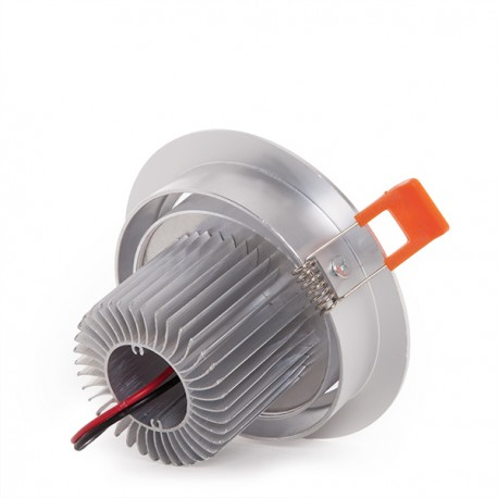 ECOLINE Circular LED Downlight 5W 500Lm 30.000H