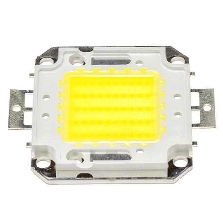Pack of 4 LED High Power COB30 50W 5000Lm 50,000H