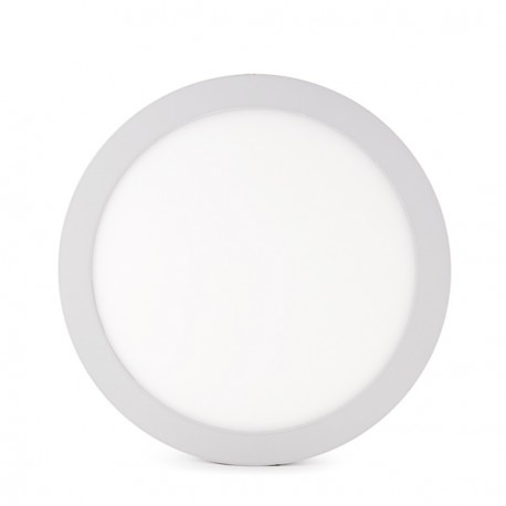 Pack of 4 Circular Surface Mounted LED Ceiling Lamp Ø169mm 12W 930Lm 30.000H