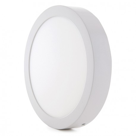 Pack of 2 Surface Mounted Circular LED Fitting Ø295mm 24W 1900Lm 30.000H