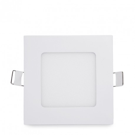 ECOLINE Square Slimline Downight 120mm 6W 400Lm 30.000H