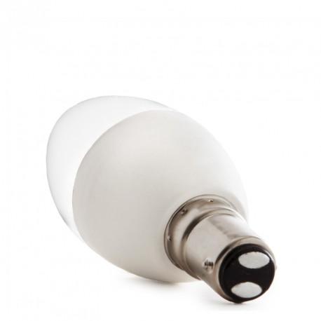 LEDs Candle Bulb 2835SMD B15 5W 410Lm 30.000H