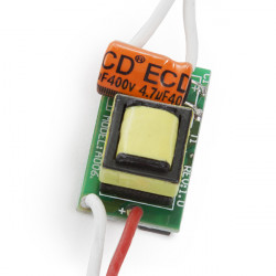 LED Driver Integriran 2-3W 3,3-10,5V 280-300Ma