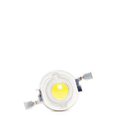 LED High Power 35x35 1W 120Lm 50,000H