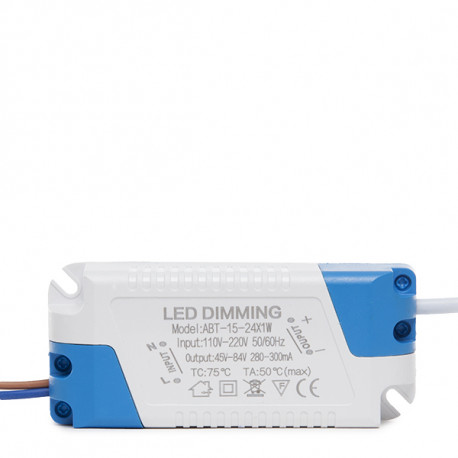 Dimmable Driver for ECOLINE Slimline LED Downlights 18W