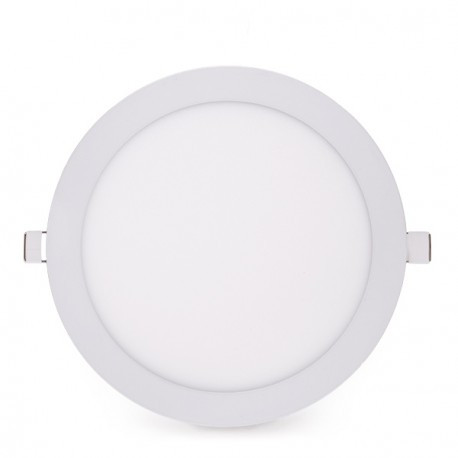 Runde LED Slimline Downlight Ecoline 225mm 20W 1800Lm 30.000H