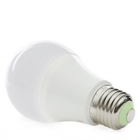 Pack of 5 LED Bulbs Aluminum / PC E27 9W 810Lm 30.000H