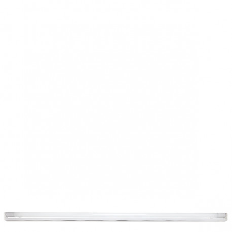 LED Luminaire with T8 LED Glass Tube 1200mm 20W 2000Lm 30.000H