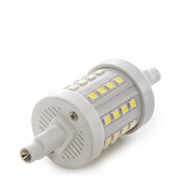 LED-Lamp R7S 78Mm 360º SMD2835 6W 600Lm 50.000H