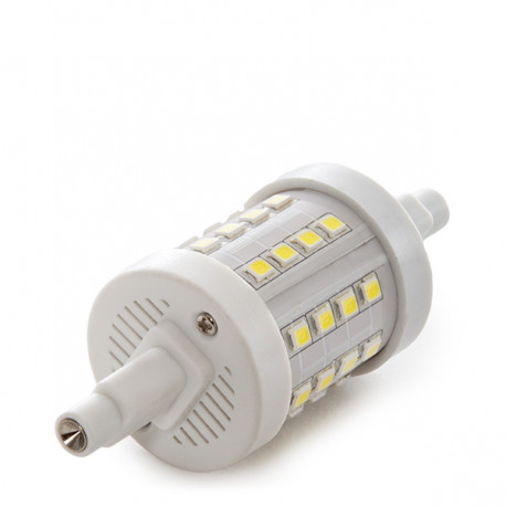 R7S 360 ° LED-Lamp 78Mm Smd2835 6W 600Lm 50,000H