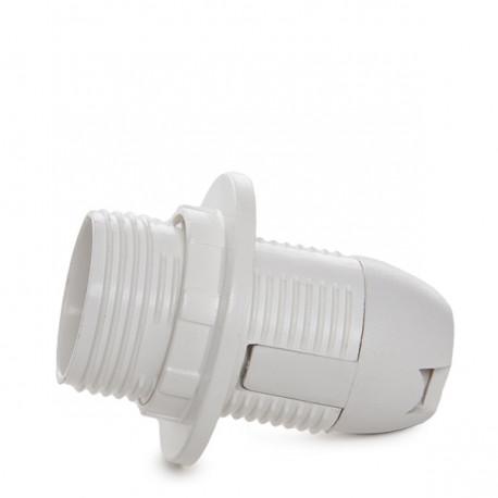 Portalámparas E14 - Blanco