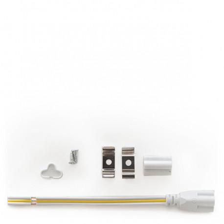 T5 LED Luminaire 1200mm 18W 1530Lm 30.000H