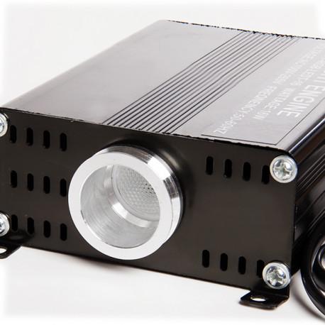 Fiber Optic Light Machine 150 Threads 16W LED RGB