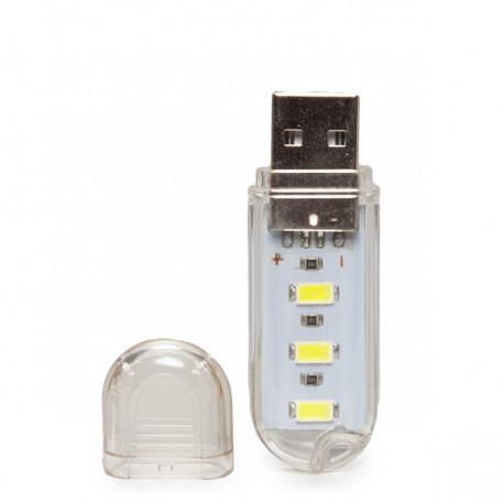 USB 5V SMD5730 nakts gaisma