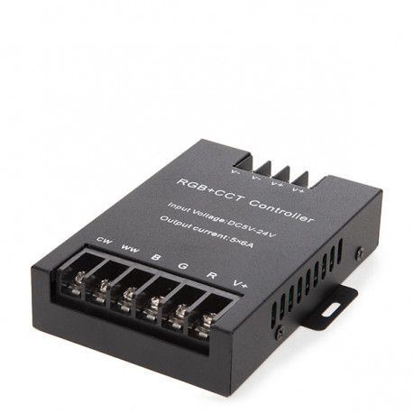 online retailer 6b3dd 685e8 Controller 2.4G Touch RGB+Cct 5 Channels Remote Control