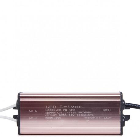LED panelis ar gaismas rāmi 595x595mm 48W 4320Lm