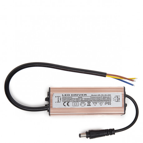 Non Dimmable Driver 0.95PF 50,000H for 36W LED Panels