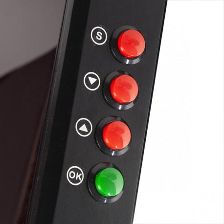 Panel Display LED Hora/Temperatura/Humedad 39,5 x 25,5 x 5,5mm