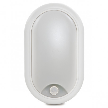 LED Outdoor Wall Lamp IP54 15W 1050Lm 30.000H with Motion Detector