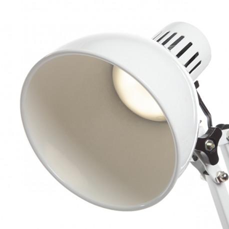 Lámpara De Mesa Led Zaha Blanco 6W 360Lm 30,000H Blanco Natural