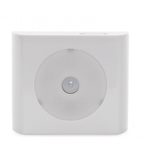 Light/Motion Sensor Led White