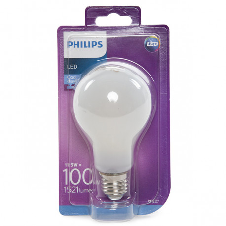 11 White E27 LED A67 5W Cool Philips 1521Lm Bulb Light eYbIEDHW92