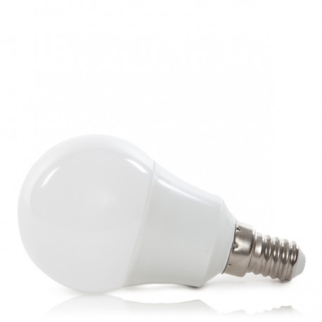 Bombilla de LEDs 2835Smd E14 5W 700Lm 50.000H