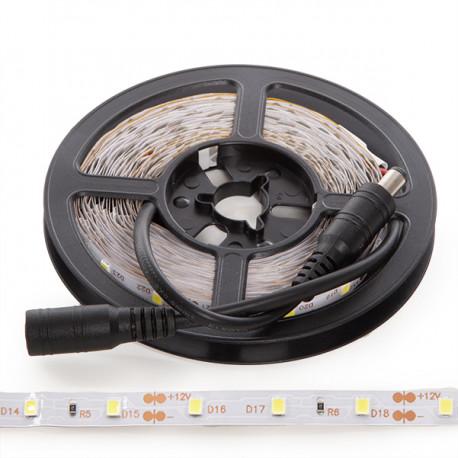 Kit Strip 300 LEDs 24W Cool White Blister Transformer IP25