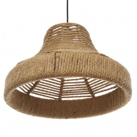 Hanging Lamp Aluminium Ø 350Mm (Without Bulb) Black Parker