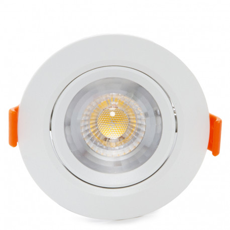 Downlight Rund LED Anti-Dazzle COB 15W 1500Lm 30.000H