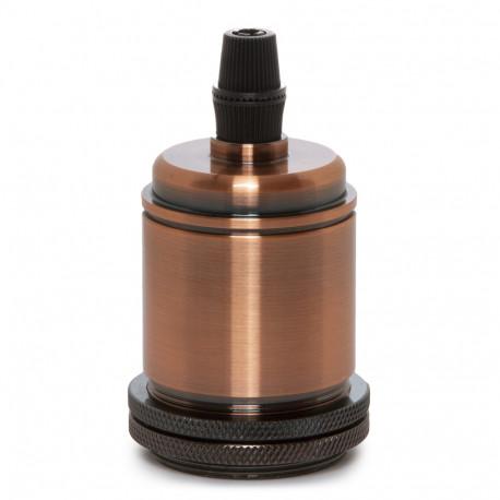 Lampholder E27 Minimal Copper
