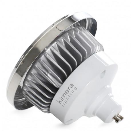 Bombilla de LEDs AR111 15W AC 230V 1000LM 8º GU10 - Kimera
