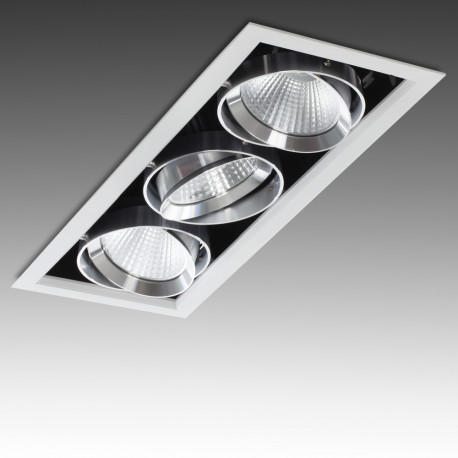 Cardan Led 20W X3 4300Lm 45º Non Dimmable - Kimera