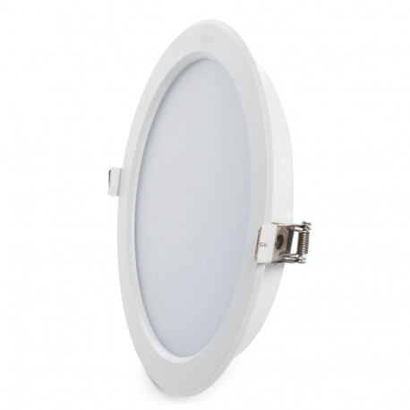Led Downlight 22W 100-240V 2100Lm 120º Ø238 - Kimera