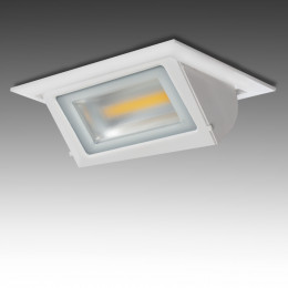 Downlight Rectangulaire 45W 110-240V IP44 - Kimera