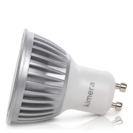 Bombilla de LEDs 8W 110-240V GU10 COB - Kimera