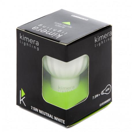 Bombilla de LEDs 7.5W DIMABLE Blanca - Kimera