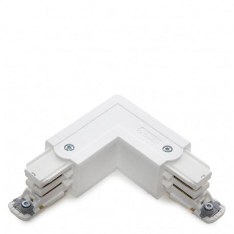 Conector 90° Derecho Blanco XTS-35-3 - Kimera