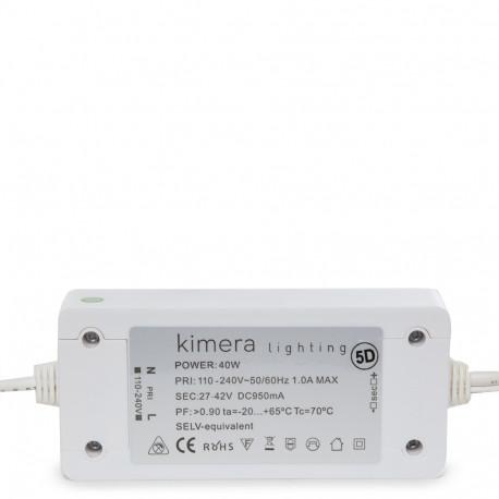 Panel LED 60X60CM 39W 110-240V 3000LM Dimable - Kimera