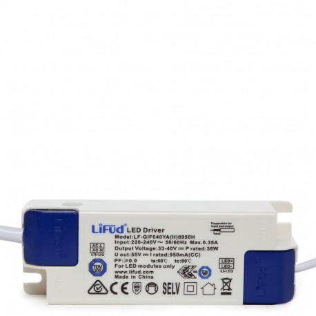 Panel LED 60X60 40W AC220-240V 110º - Kimera