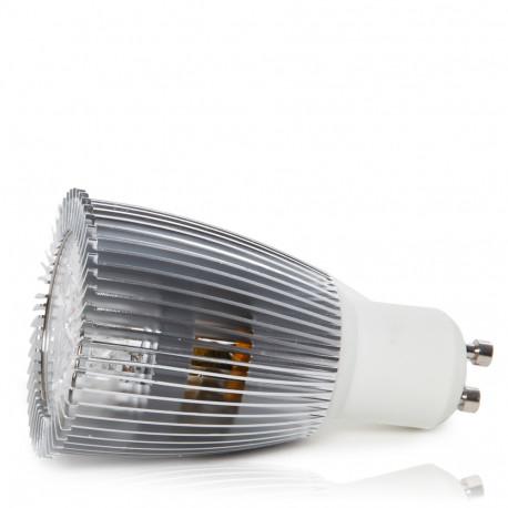Bombilla de LEDs GU10 9W