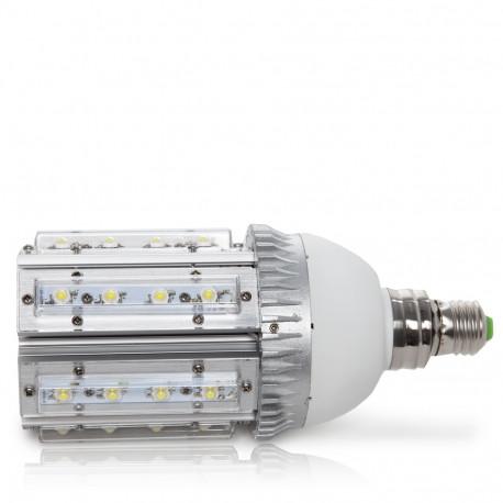 Bombilla de LEDs E27 24W