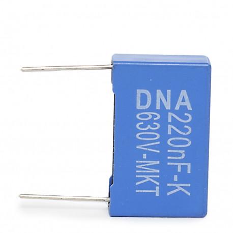 Kondenzator MKT 220 Nf 630Vdc p: 22,5 10%Kabels 25mm