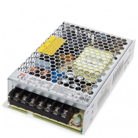 Transformer LED Meanwell 150W 230VAC/12VDC IP20