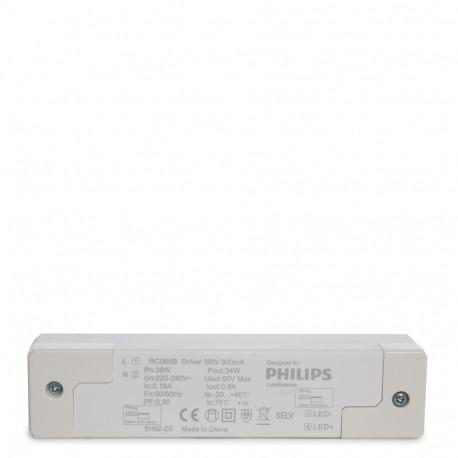 LedPanelisis PHILIPS Ledinaire 38W 90Lm/W 597x597mm