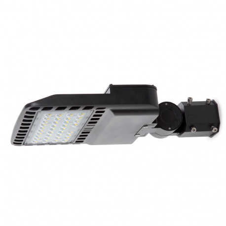 LED Street Light IP66 240W 145Lm/W Cree 3030 Black Driver Meanwell HLG