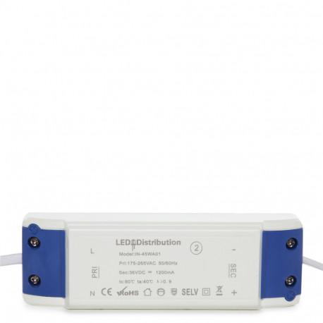 LED Panel Ecoline 300 x300X12Mm 12W 1000Lm 30.000H