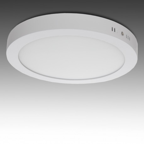 Ceiling Light LED Surface Mounted 18W White