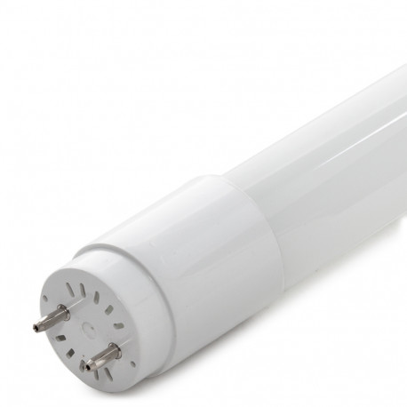 Pack 25 LED Tube Glass T8 1500mm 24W One End Connection